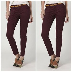 Daughters Of The Liberation Skinny Ankle Pants